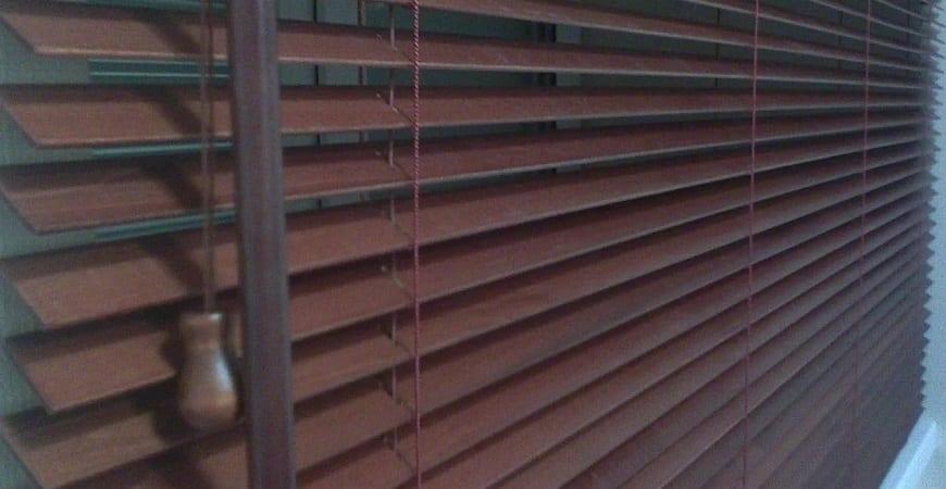 деревянные жалюзи горизонтальные