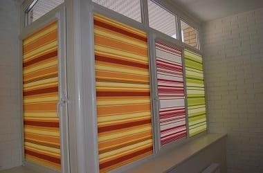 рулонне шторы на заказ